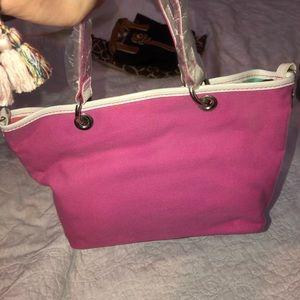 Reversible mini bag
